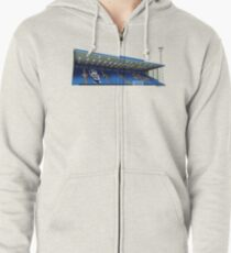 The Fratton End, Fratton Park Zipped Hoodie