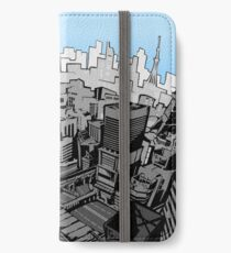 Persona 5 Cityscape Daytime iPhone Wallet/Case/Skin