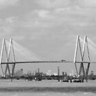 Cable-stayed bridge by zumi
