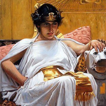 Cleopatra - John William Waterhouse by GPam
