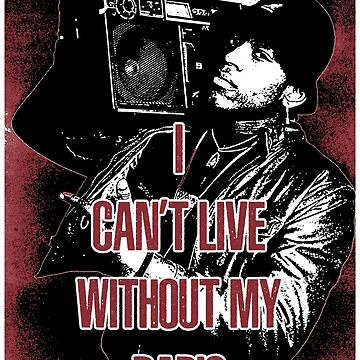 I Can't Live Without My Radio by Flash-Jordan