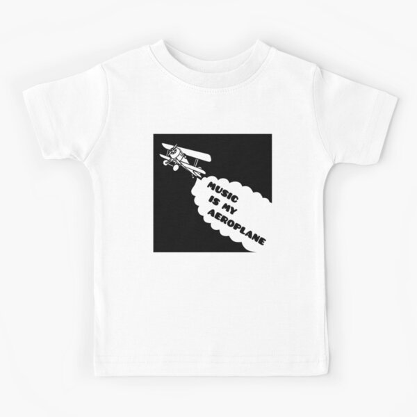 Red Hot Chili Peppers - Avion T-shirt enfant