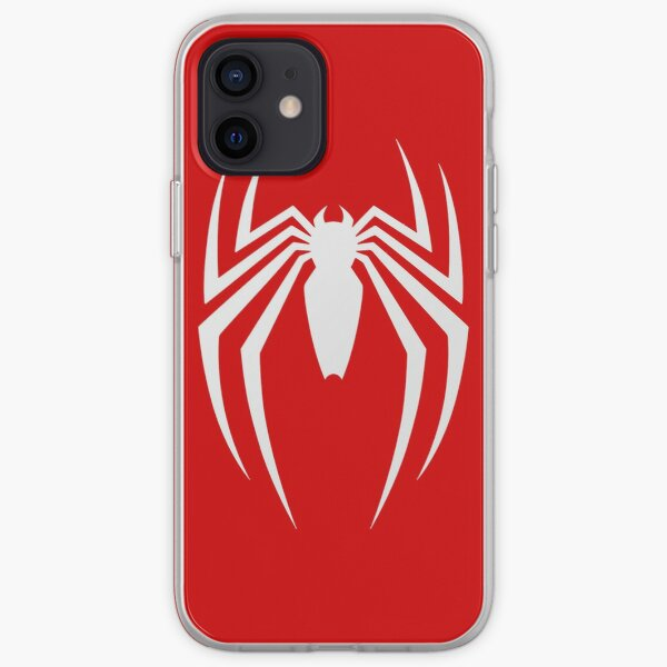 PS4 Spider iPhone Soft Case