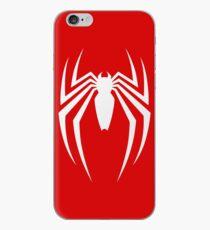 Vinilo o funda para iPhone PS4 Spider