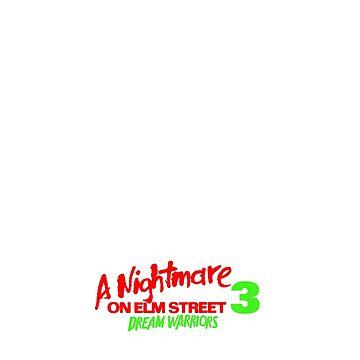 A Nightmare on Elm Street 3: Dream Warriors by KungKthulhu