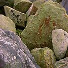 Rocky Composition by Orla Cahill Photography
