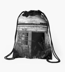 The Barn  Drawstring Bag