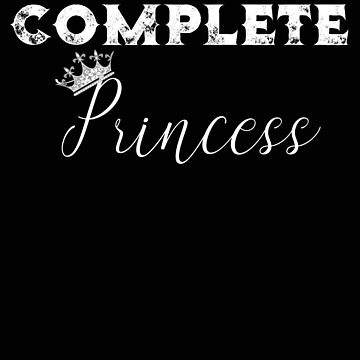 Princess Complete Princess High Maintenance Girl by stacyanne324