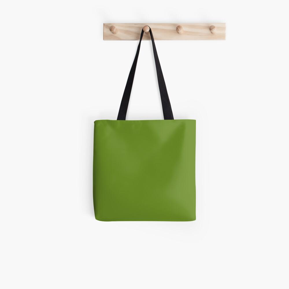Olivgrün Tote Bag