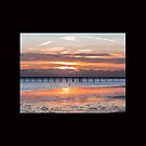 southend at sunset by MichelleRees