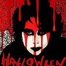 Halloween for fun--Bloody halloween night ...scary ;) by Marilyns