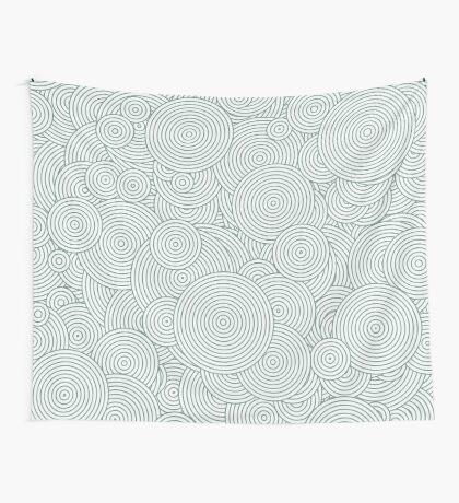 Rain Drops  Wall Tapestry