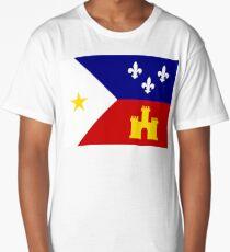 Flag of Acadiana Long T-Shirt