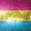 Pansexuelle Galaxie Flagge von Ash Tomb