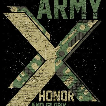 Army honor by GeschenkIdee