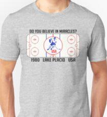 1980 LAKE PLACID Unisex T-Shirt