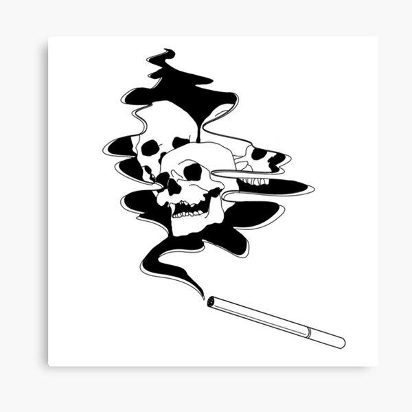 5896 Notebook Laptop Car Macbook Skull With Bandana Sticker Decal