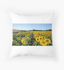 Sunflowers Bodenkissen