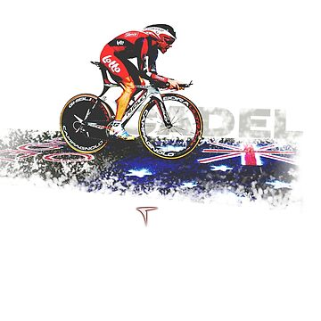 CADEL, LE TOUR DE FRANCE by EamonF