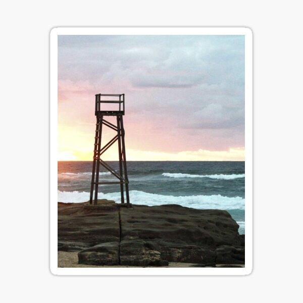Sunrise at Redhead Beach - 1 Sticker