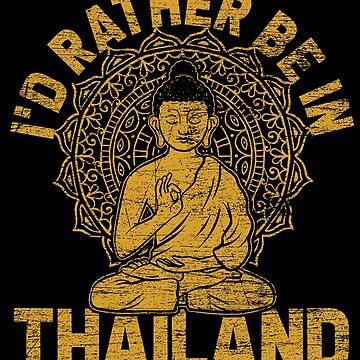 Thailand fan love by GeschenkIdee