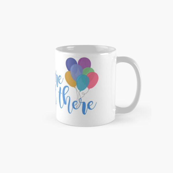 Adventure Is Out There Classic Mug