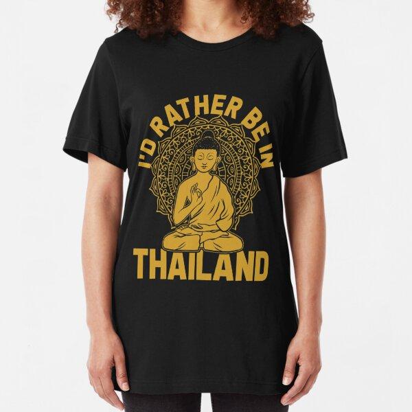 Thailand Slim Fit T-Shirt