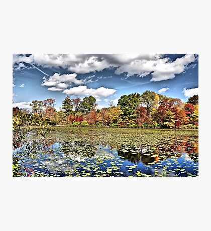 Hoppers Crooked Pond Photographic Print