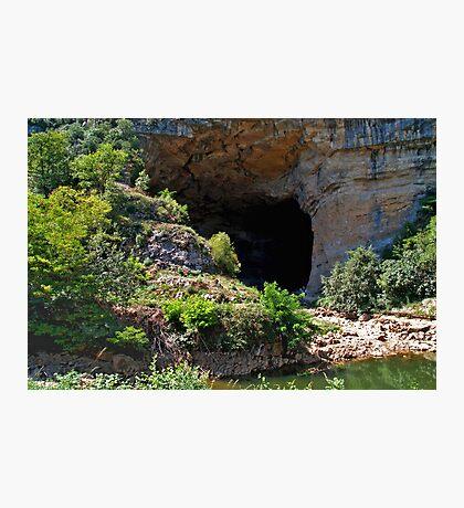 Grotte du Mas d'Azil 3 Photographic Print