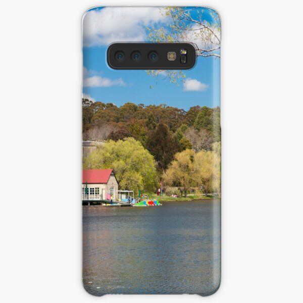 Daylesford Lake, VIC Samsung Galaxy Snap Case