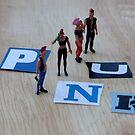 Punk & Disorderly by Mark Wilson