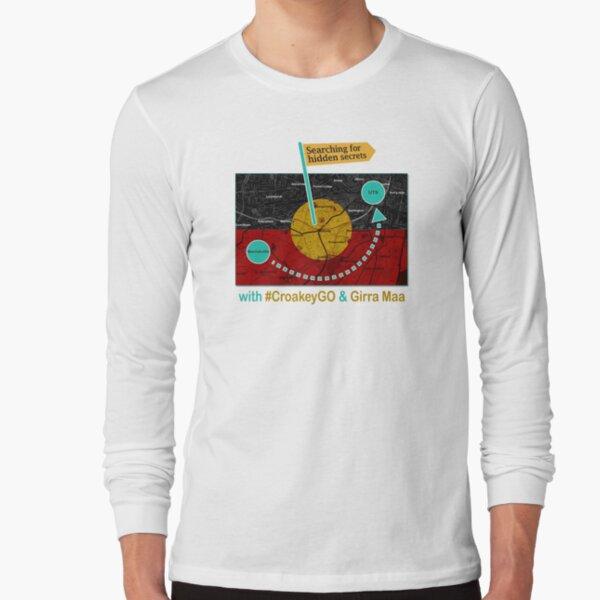CroakeyGO Marrickville  Long Sleeve T-Shirt