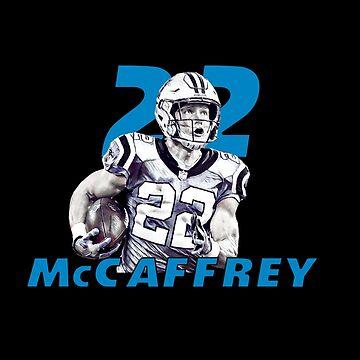 Christian McCaffery Panthers  by eightyeightjoe