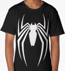 PS4 Spider Long T-Shirt