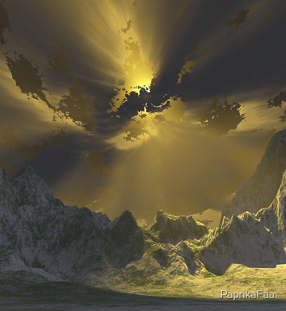 Smoky Mountain Light by PaprikaFaa