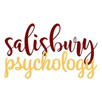 SU Psychology by swagner96