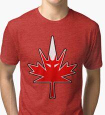 Canadia' Reviewer Tri-blend T-Shirt