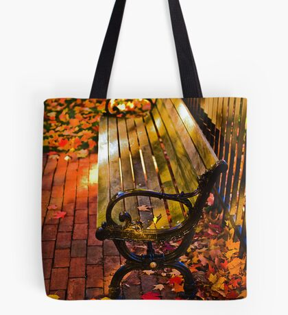 Autumn fever Tote Bag
