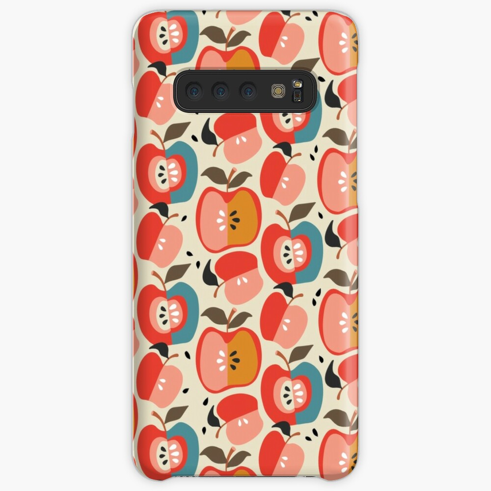 Good Apple Samsung Galaxy Snap Case