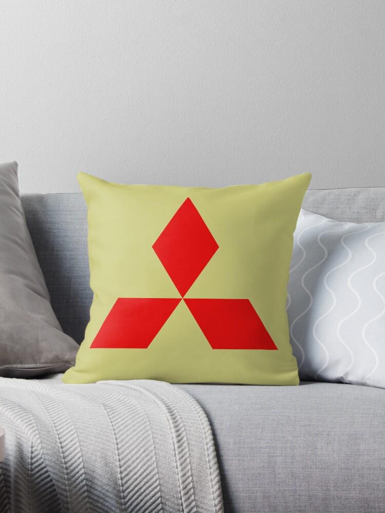 Mitsubishi Logo von roccoyou
