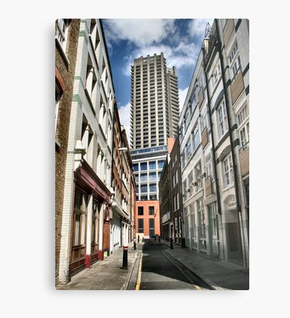 London old and new Metal Print