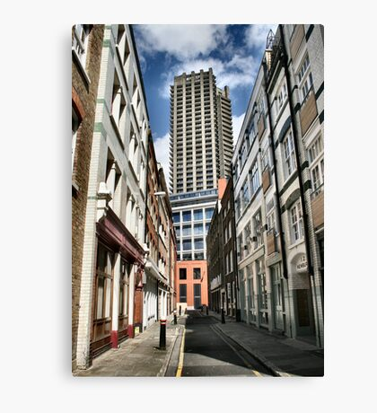 London old and new Canvas Print