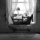 Baby carriage  by Jennifer Saville