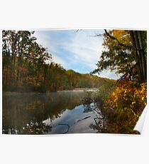 CLARKS CREEK SUNRISE Poster