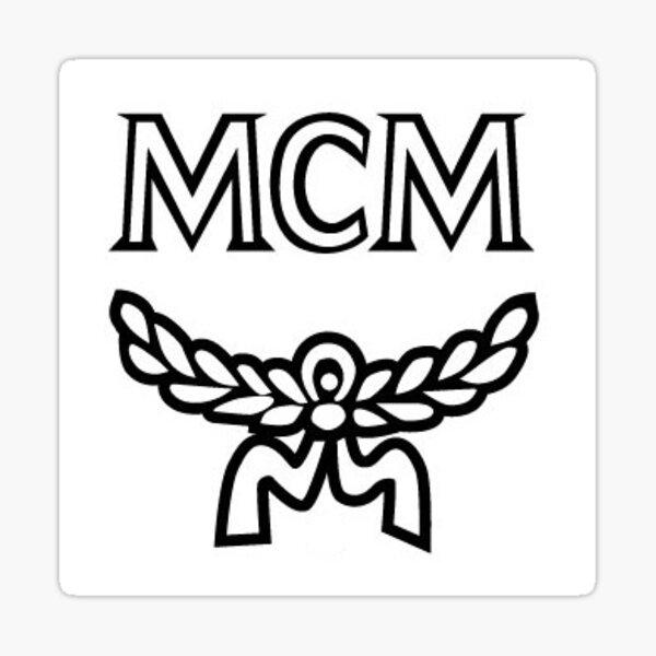 MCM Sticker