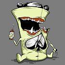 Spade Chested Drunkard by KillerNapkins