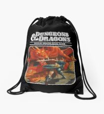 Dungeons & Dragons Drawstring Bag