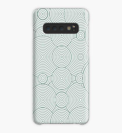 Raindrops 100 Case/Skin for Samsung Galaxy