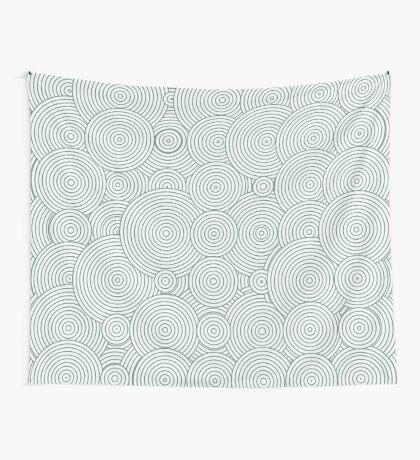 Raindrops 100 Wall Tapestry
