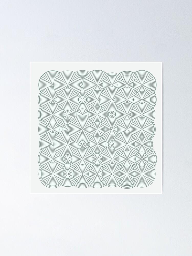 Alternate view of Raindrops 100 Poster